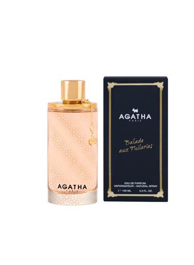 Agatha Parfüm Renksiz